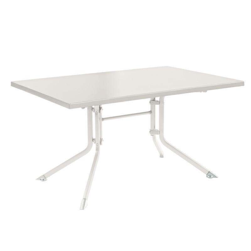 Table PLIANTE Aluminium Résine Rectangulaire KETTLER 160 x ...