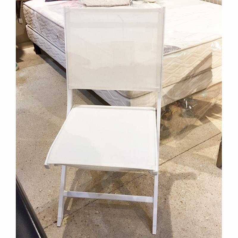 4 Pliantes Achatvente Aluminium Chaises Blanc Kettler Lille wXZP8kN0On