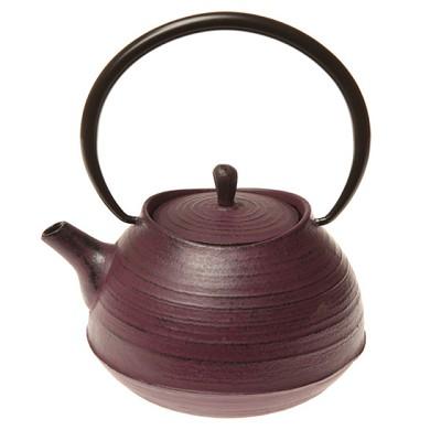 Théière en Fonte Zen Prune pour 48€