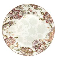 Assiette de Table Porcelaine ELISABETH 28 cm