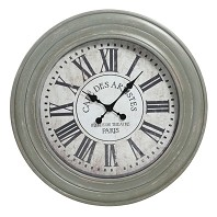 Horloge Murale CHICAGO 71 cm Côté Table