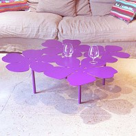 Table Bouquet Notus XL Violet