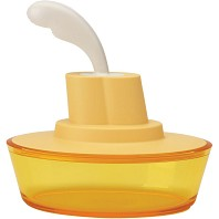 SHIP SHAPE Beurrier ALESSI Jaune