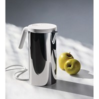 HOT IT Bouilloire Electrique Design ALESSI Blanc