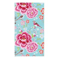 PIP Studio Serviette de Toilette Birds In Paradise Bleu