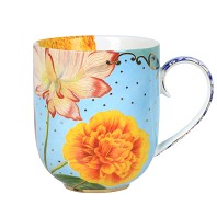 PIP Studio Collection Royal Grand Mug Flowers