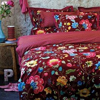 PIP Studio Housse Couette 200 x 200 cm + 2 Taies Floral Fantasy