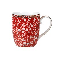 PIP Studio Petit Mug Lovely Branches Rouge