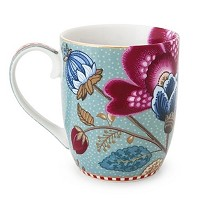 PIP Studio Collection Floral Fantasy Bleu Petit Mug