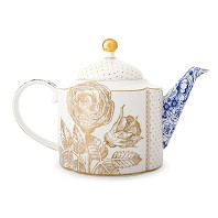 PIP Studio Collection Royal White Théière