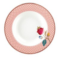 PIP Studio Collection Floral Fantasy Rose Assiette Creuse 21,5 cm