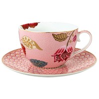 PIP Studio Collection Floral Fantasy Rose Tasse à Thé