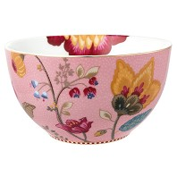 PIP Studio Collection Floral Fantasy Rose Bol 15 cm