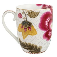 PIP Studio Collection Floral Fantasy Blanc Petit Mug
