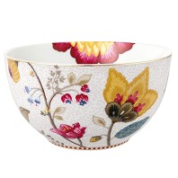 PIP Studio Collection Floral Fantasy Blanc Bol 15 cm