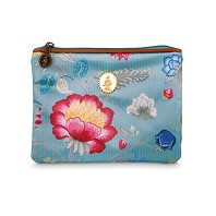 PIP Studio Collection Floral Fantasy Bleu Trousse PM
