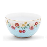 PIP Studio Bol 12 cm Cherry Bleu Collection FLORAL2