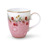 PIP Studio Mug GM Cherry Rose Collection FLORAL2