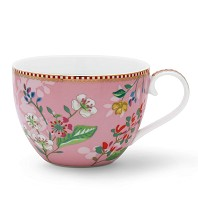 PIP Studio MAXI TASSE 350 ml Hummingbirds Rose FLORAL
