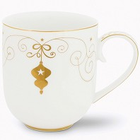 PIP STUDIO ROYAL CHRISTMAS Ensemble de 2 Mugs GM