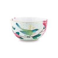 Pip Studio Bol PM 12 cm Blanc BLUSHING BIRDS