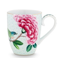 Pip Studio Mug GM Blanc BLUSHING BIRDS