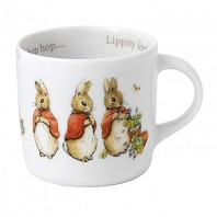 PETER RABBIT Girls Mug WEDGWOOD