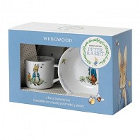PETER RABBIT Boys Ensemble 3 Pièces WEDGWOOD