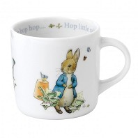 PETER RABBIT Boys Mug WEDGWOOD