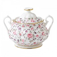 Rose Confetti Sucrier ROYAL ALBERT