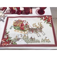 TOY S FANTASY Set de Table Gobelin Luge VILLEROY & BOCH