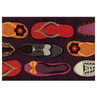 Tapis Antidérapant WALKING Baskets PM