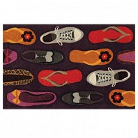 Tapis Antidérapant WALKING Baskets GM