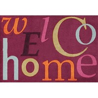 Tapis Antidérapant HOME Welcome GM