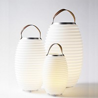 THE LAMPION ORIGINAL 65 cm Seau LED Bluetooth NIKKI AMSTERDAM