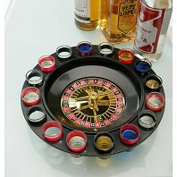 Coffret DRINKING GAME ROULETTE
