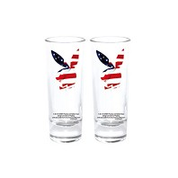Set 2 Verres PLAYBOY USA