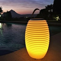 THE LAMPION COLOR 65 cm Seau LED Bluetooth NIKKI AMSTERDAM