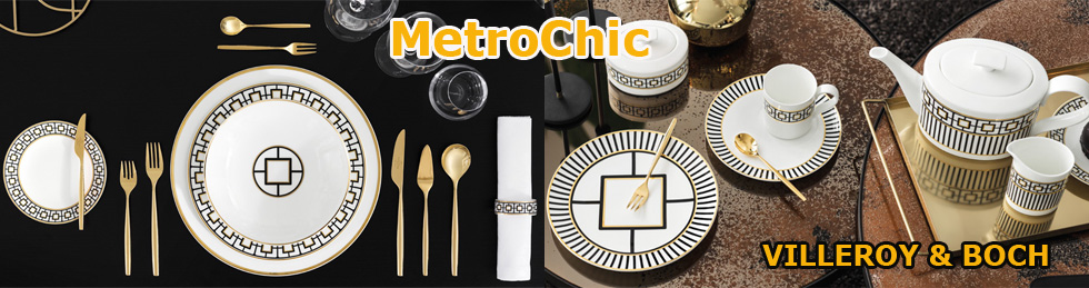 VILLEROY BOCH collection METROCHIC