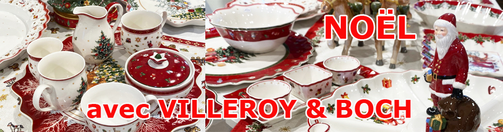 VILLEROY BOCH collection NOEL