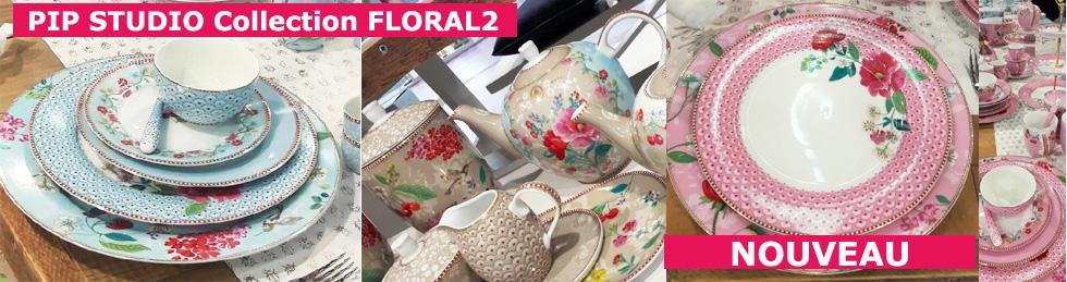 PIP STUDIO vaisselle Floral2