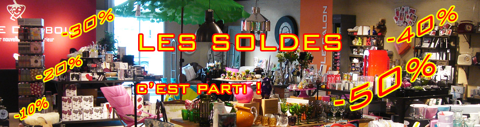 Soldes Promotions