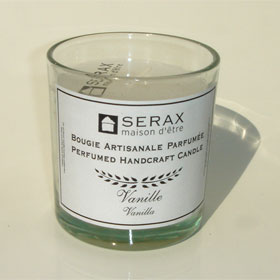 SERAX Bougie parfumée Vanille pour 9€