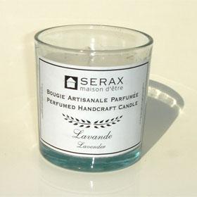 SERAX Bougie parfumée Lavande pour 9€