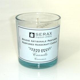 SERAX Bougie parfumée Cannelle pour 9€