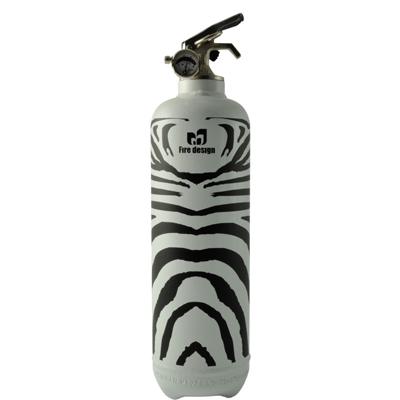 Appareil d'Extinction Design Zèbre FIRE DESIGN pour 108€