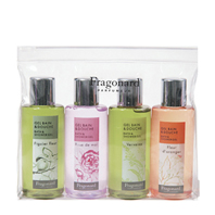 Trousse 4 Gels Douches Fragonard