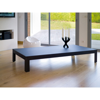 Grande Table Extra-Basse Rectangulaire ZEF