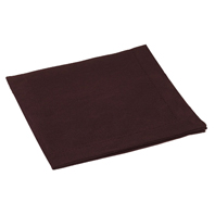 Serviette de Table Lin Coton Choco