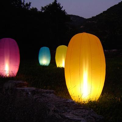 Lampes de jardin - Au jardin
